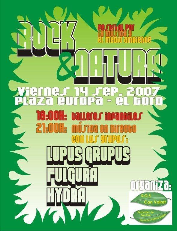 Rock & Natura