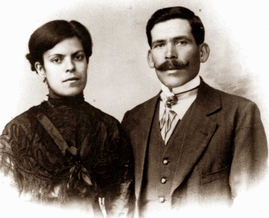 Francisco Rodrigues Franco i Sabina Lopes Condeça Franco