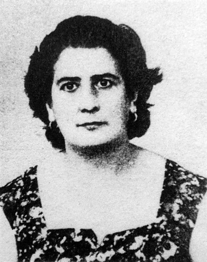 Dolores Rodríguez Fernández