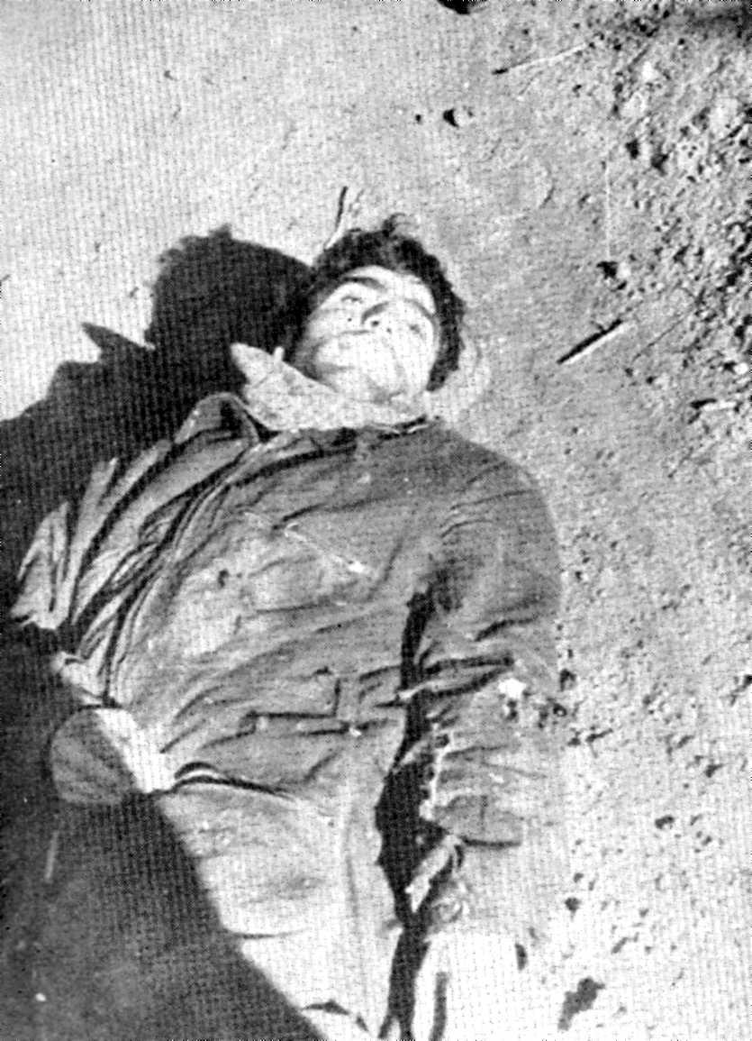 Rogelio Madrigal abatut