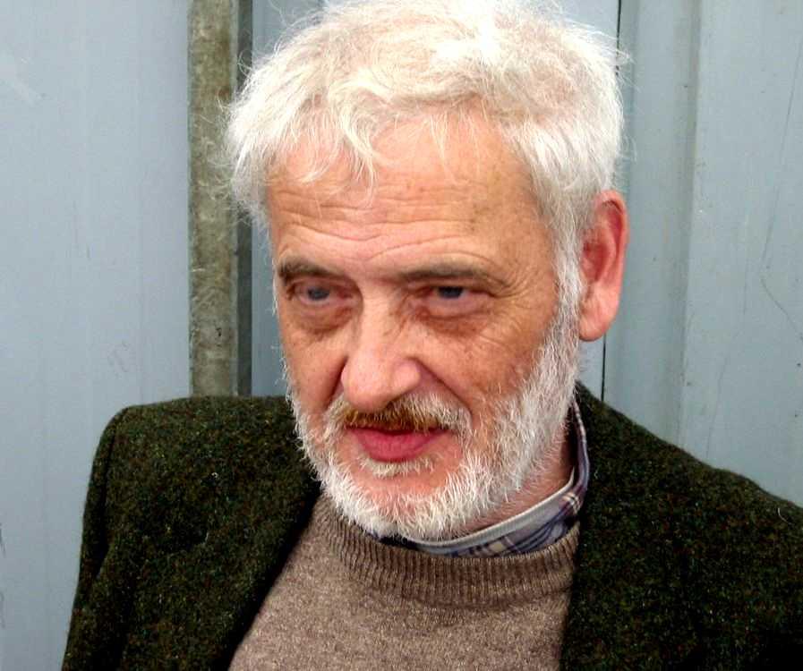Francis Ronsin fotografiat per Éric Colaud (Arras, 1 de maig de 2004)