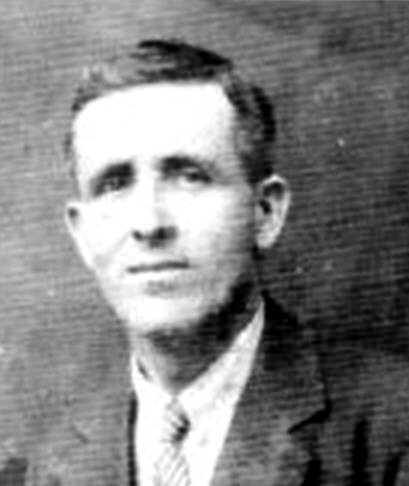 Antonio Rosado López durante los años veinte