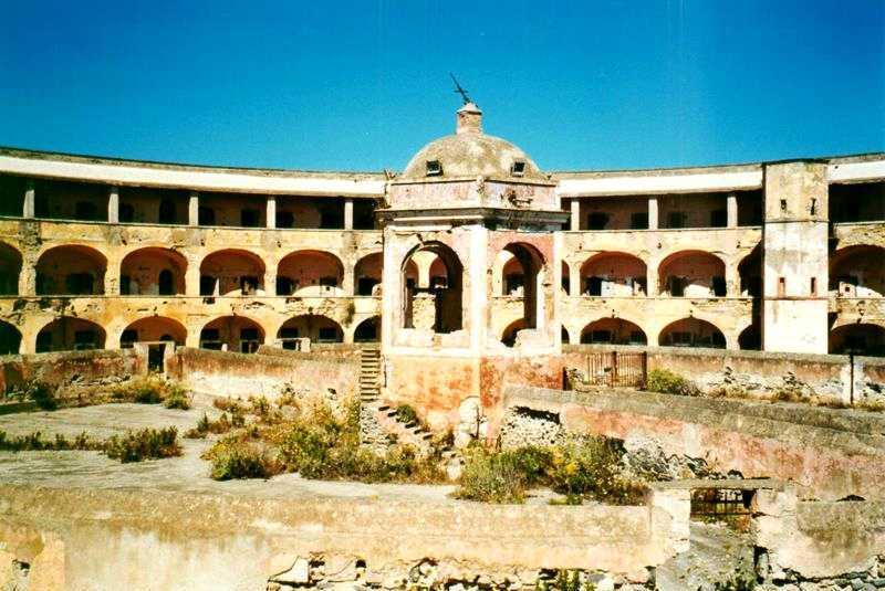 Penitenciaria de l'illa de Santo Stefano
