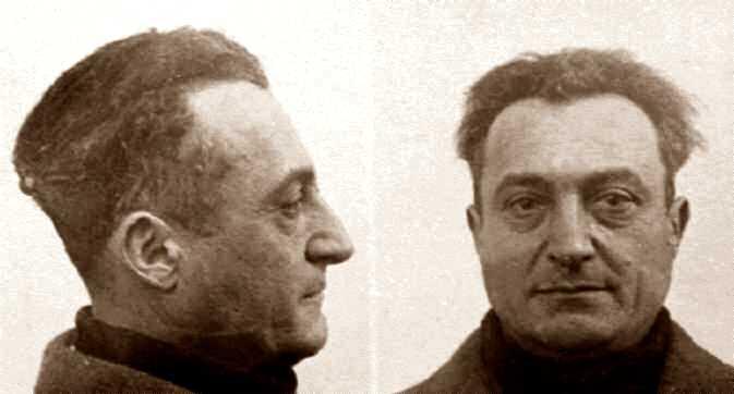 Foto policíaca de Carlo Scolari