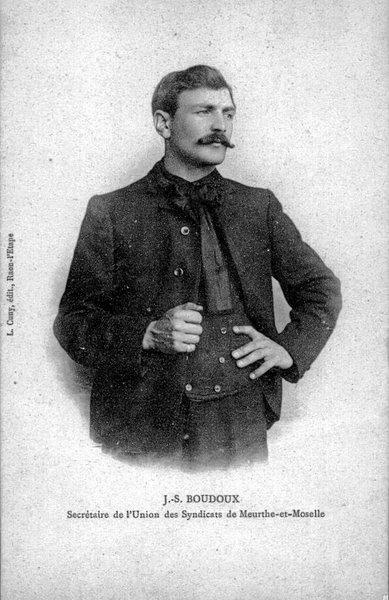 """Jules Sellenet (""""Francis Boudoux"""")"""