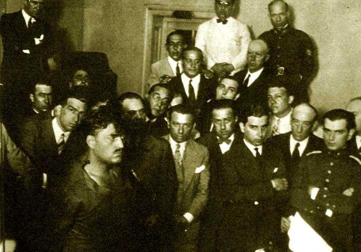 Severino Di Giovanni llevado a juicio