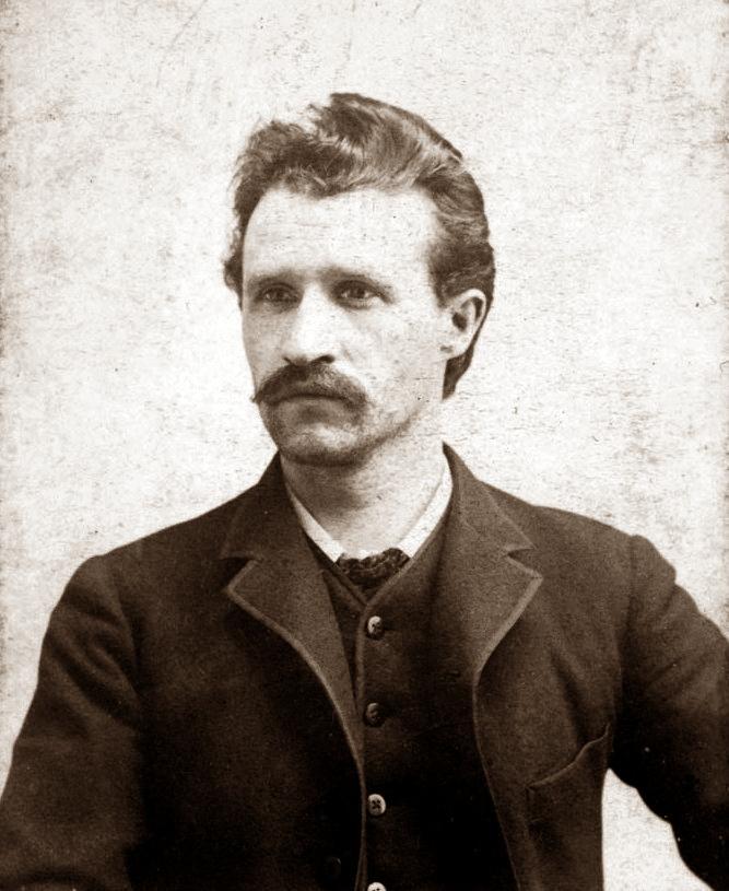 August Spies (1886)