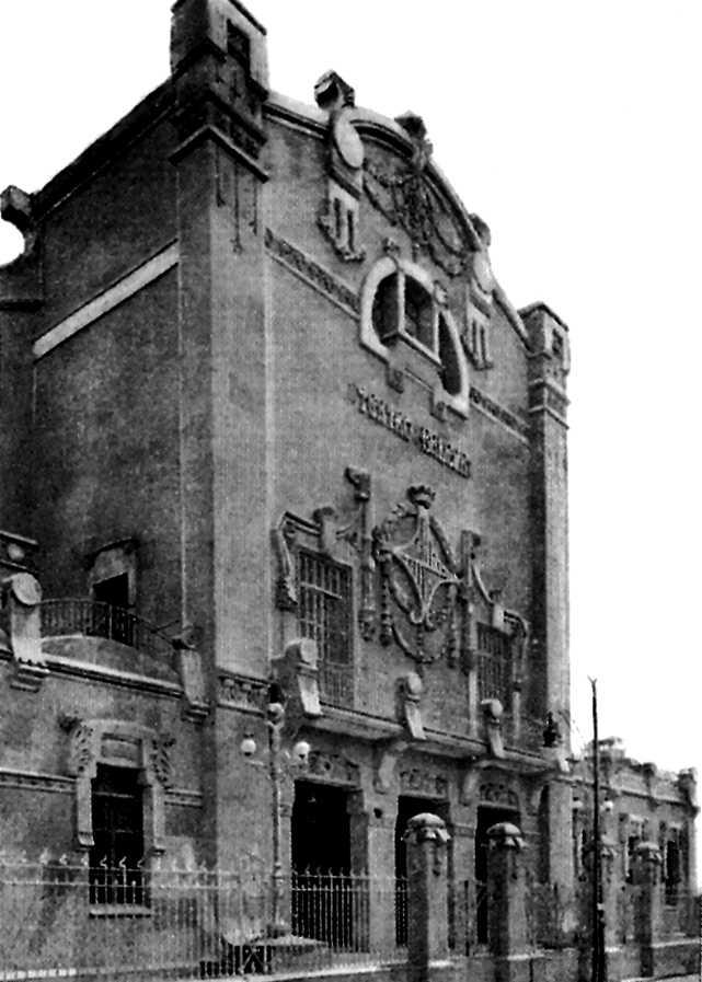 Teatro Balear de Palma (Mallorca)