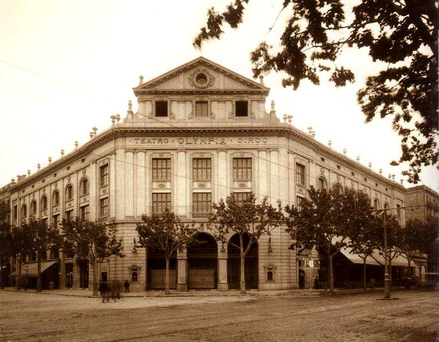 Teatre Olympia de Barcelona