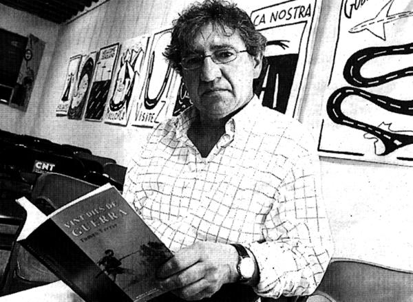 Tomeu Ferrer a l'Ateneu Llibertari Estel Negre (18-05-05)