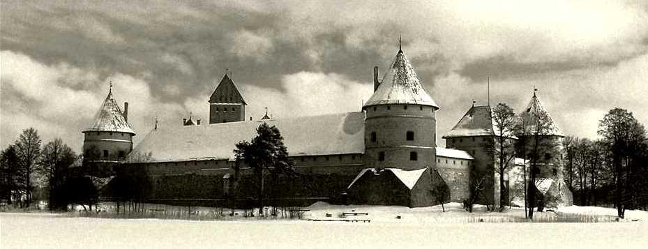 Fortalesa de Trakai (Vílnius)