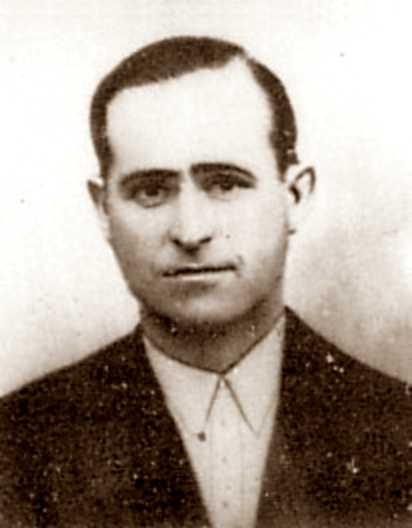 """José Joaquín Gómez Tienda (""""El Transío"""")"""
