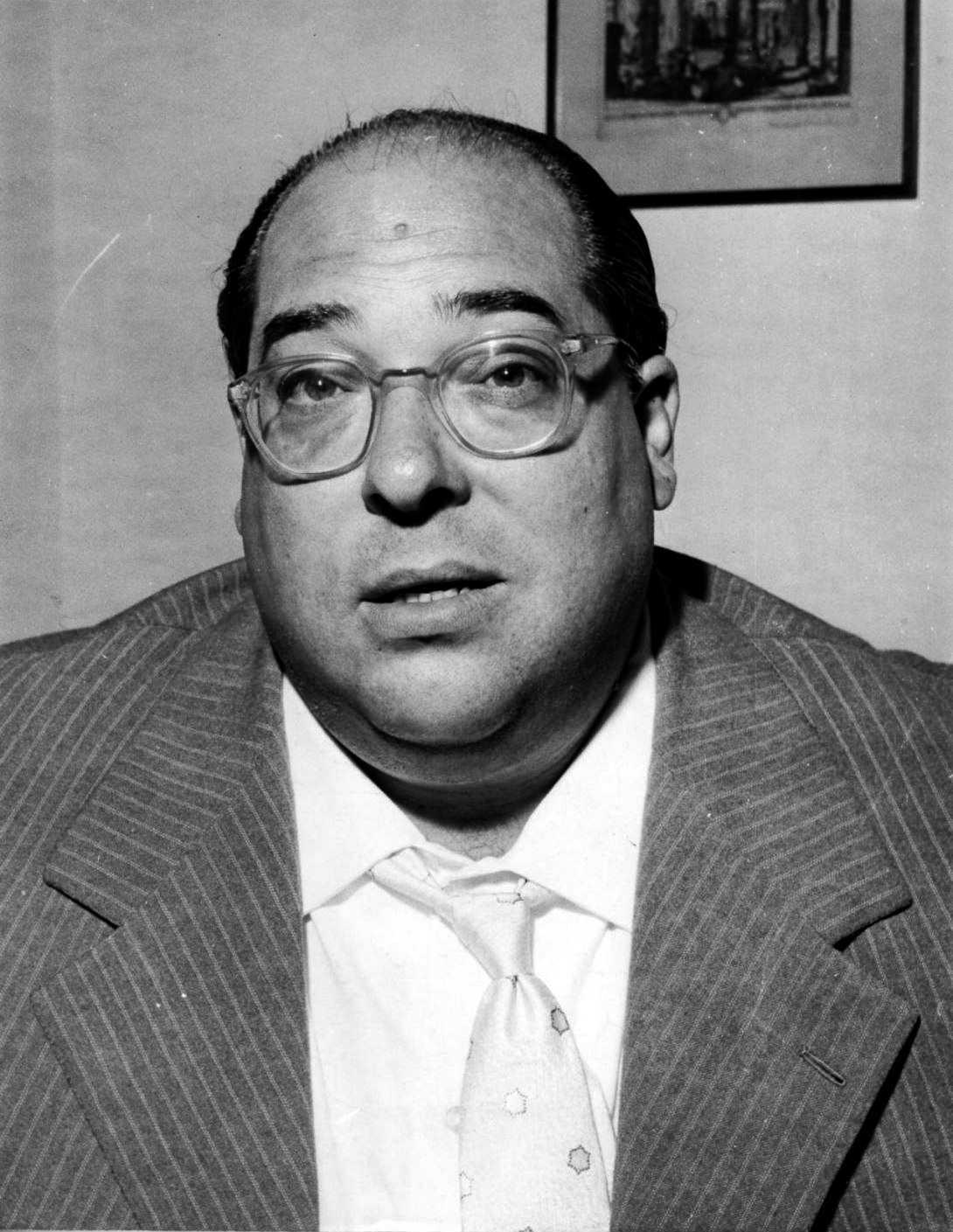 Gaddo Treves (ca. 1958)