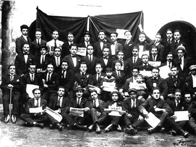 Unione Anarchica Valdarnese (c. 1920)
