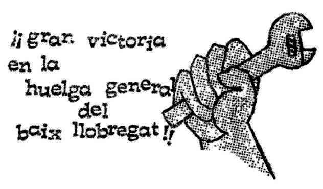 Adhesiu de la vaga del Baix Llobregat (juliol 1974)