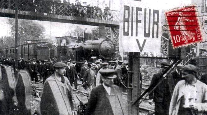Vaga de ferroviaris (1910)