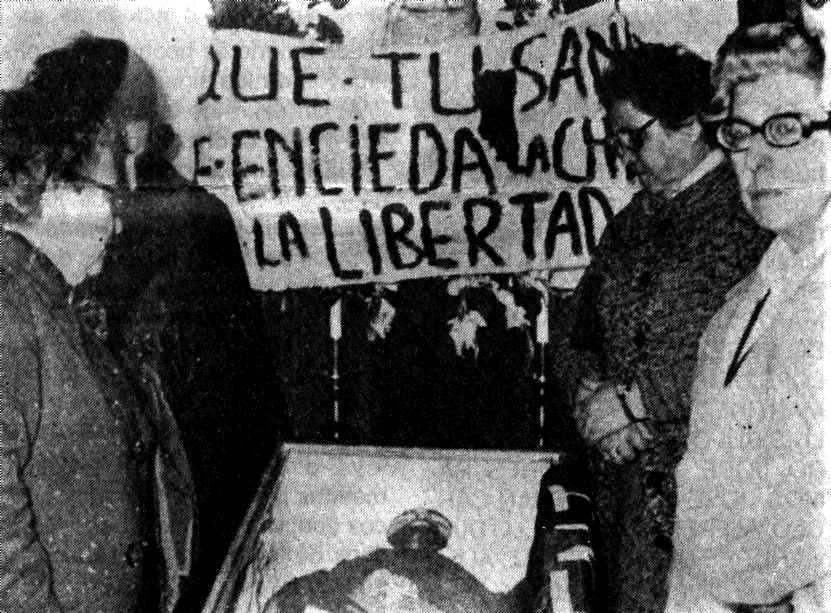 Vetlla d'Agustín Rueda (17 de març de 1978)
