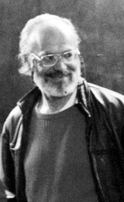 Vicente Martí a la seu de la Federació Llibertària Argentina (Buenos Aires, 1992)