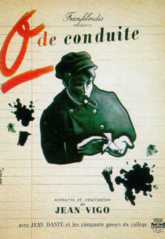 """Zéro de conduite"" (1933)"